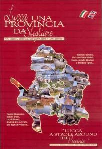 Lucca una Provincia da sfogliare...